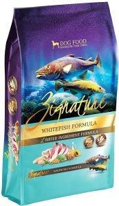 Zignature Whitefish Limited Ingredient Formula Grain Free Dry Dog Food
