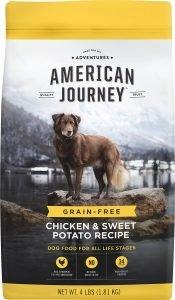 American Journey Chicken And Sweet Potato Recipe Dog Food