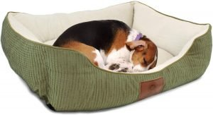 American Kennel Club Self Heating Bolster Cat & Dog Bed