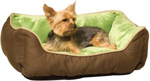 K&h Pet Products Bolster Cat & Dog Bed