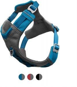 Kurgo Journey Air Polyester Reflective No Pull Dog Harness