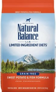 Natural Balance L.i.d. Limited Ingredient Diets Salmon And Sweet Potato Formula Dry Dog Food