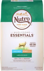 Nutro Wholesome Essentials Large Breed Puppy Food