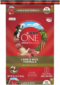 Purina One Smartblend Lamb & Rice Adult Formula Dry Dog Food