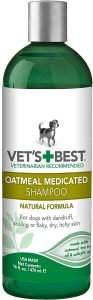Vet's Best Oatmeal Dog Shampoo