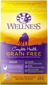 Wellness Complete Health Adult Dry Dog Food