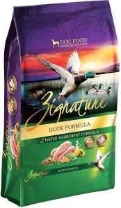 Zignature Duck Limited Ingredient Formula Grain Free Dry Dog Food