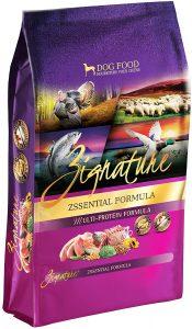 Zignature Zssential Multi Protein Formula Grain Free Dry Dog Food