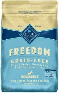 Blue Buffalo Freedom Puppy Chicken Recipe Grain-Free Dry Dog Food