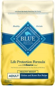 Blue Buffalo Life Protection Formula Healthy Weight Adult Dog Food