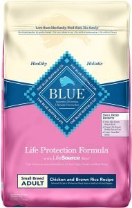 Blue Buffalo Life Protection Formula Small Breed Adult Dog Food