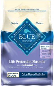 Blue Buffalo Life Protection Formula Small Breed Adult Dog Food