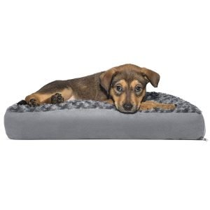Furhaven Nap Ultra Plush Orthopedic Deluxe Cat & Dog Bed