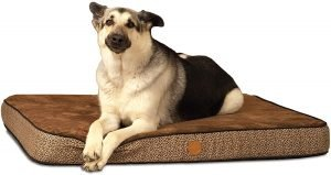 K&h Pet Products Superior Orthopedic Pillow Dog Bed