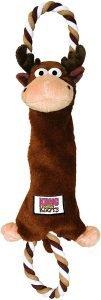 Kong Tuggerknots Moose Dog Toy