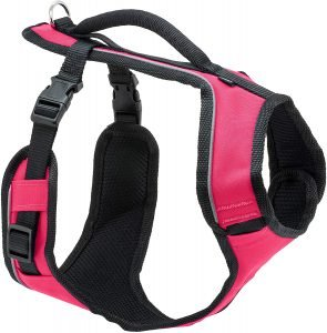 Petsafe Easysport Nylon Reflective Back Clip Dog Harness