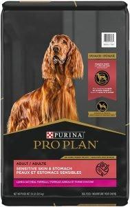 Purina Pro Plan Adult Sensitive Skin & Stomach Salmon & Rice Formula Dry Dog Food