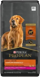 Purina Pro Plan Adult Shredded Blend Lamb & Rice Formula Dry Dog Food