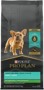 Purina Pro Plan Puppy Small Breed Chicken & Rice Formula Dry Dog Food