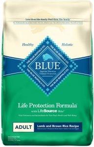 Blue Buffalo Life Protection Formula Adult Lamb & Brown Rice Recipe Dry Dog Food