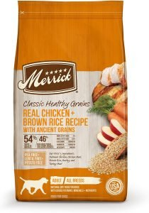 Merrick Classic Healthy Grains Chicken