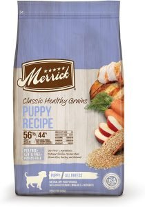 Merrick Classic Healthy Grains Puppy Recipe Dry Dog Food