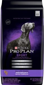 Purina Pro Plan Sport All Life Stages Performance 30 20 Chicken & Rice Formula Dry Dog Food