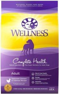Wellness Complete Health Adult Deboned Chicken & Oatmeal Recipe Dry Dog Food