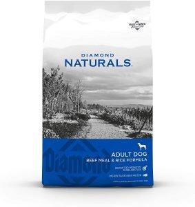 Diamond Naturals Beef Meal & Rice Formula Adult Dry Dog Food