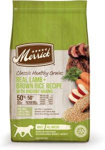Merrick Classic Healthy Grains Lamb