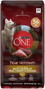 Purina One True Instinct With Real Turkey & Venison Dog Food