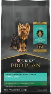 Purina Pro Plan Puppy Toy Breed Chicken & Rice Formula Dry Dog Food