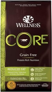 Wellness Core Grain Free Reduced Fat Formula Dry Dog Food
