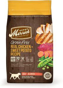Merrick Real Chicken & Sweet Potato Adult Dry Dog Food