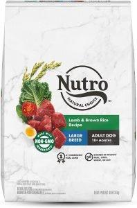 Nutro Natural Choice Large Breed Adult Lamb & Brown Rice Recipe Dry Dog Food