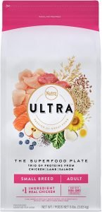 Nutro Ultra Adult Small Breed Dry Dog Food