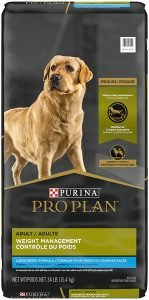 Purina Pro Plan Adult Large Breed Weight Management Chicken & Rice Formula Dry Dog Food