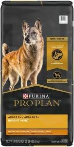 Purina Pro Plan Bright Mind Adult 7+ Small Breed Formula Dry Dog Food