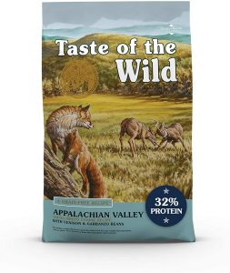 Taste Of The Wild Appalachian Valley Small Breed Grain Free Dry Dog Food